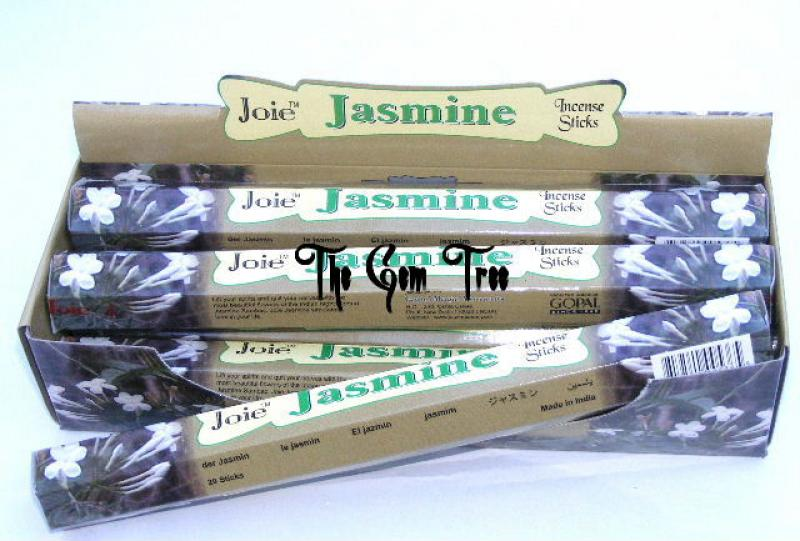 120 Jasmine Incense Sticks